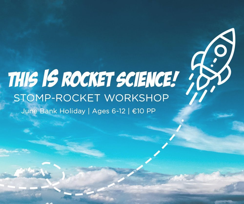 Cool Planet Experience Stomp Rocket Workshop