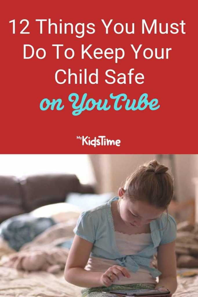 Keep Your Child Safe on YouTube