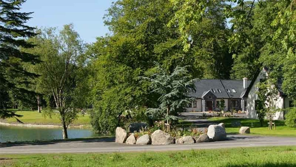 Lakeside Lodge at Mount Falcon Estate Self Catering options for families at hotels in Ireland