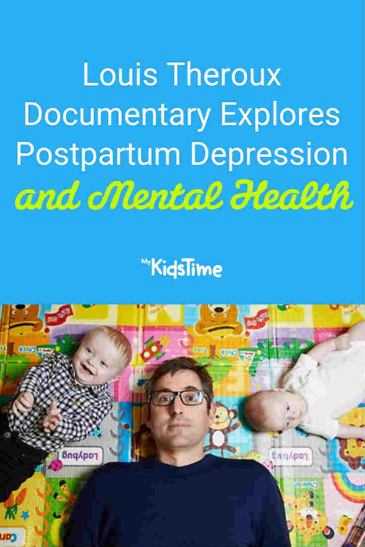 Louis Theroux Documentary on Postpartum Depression - Mykidstime