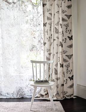 M&S Curtains and blinds give your home a new look for less