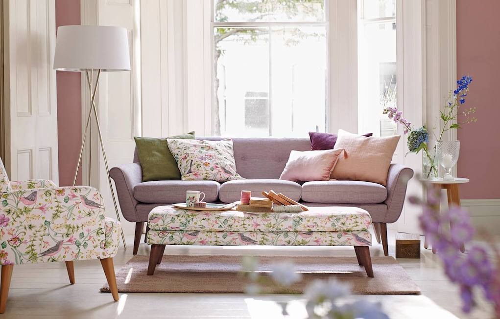 M&S Cushions and Throws give your home a new look for less