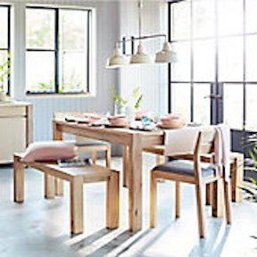 M&S dining furniture give your home a new look for less