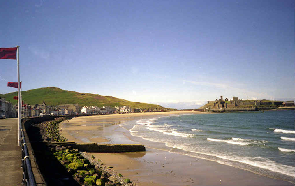 Peel for best beaches in UK - Mykidstime