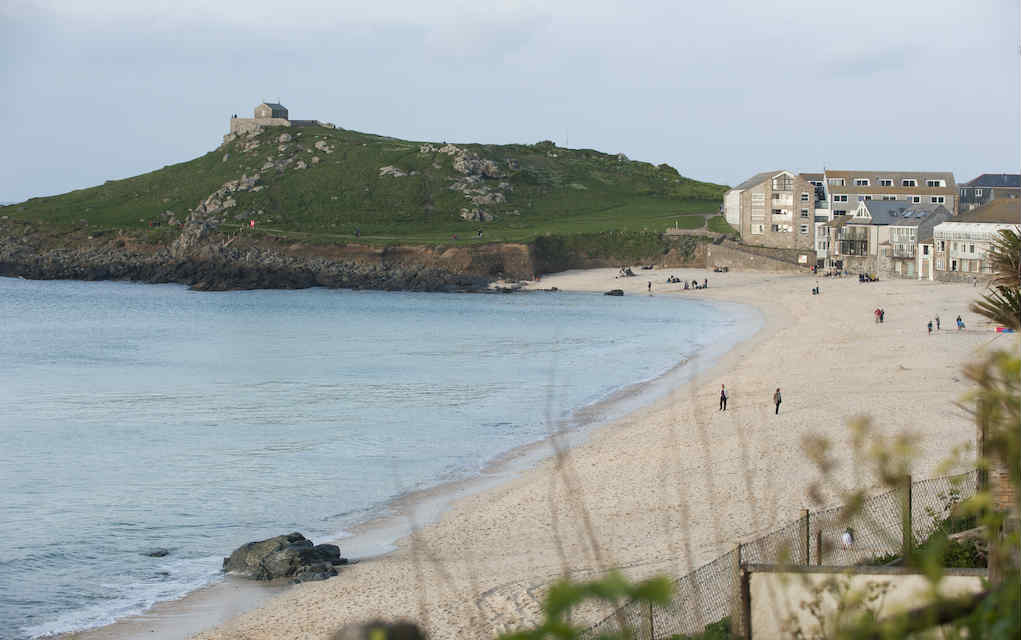 Porthmeor for best beaches in UK - Mykidstime