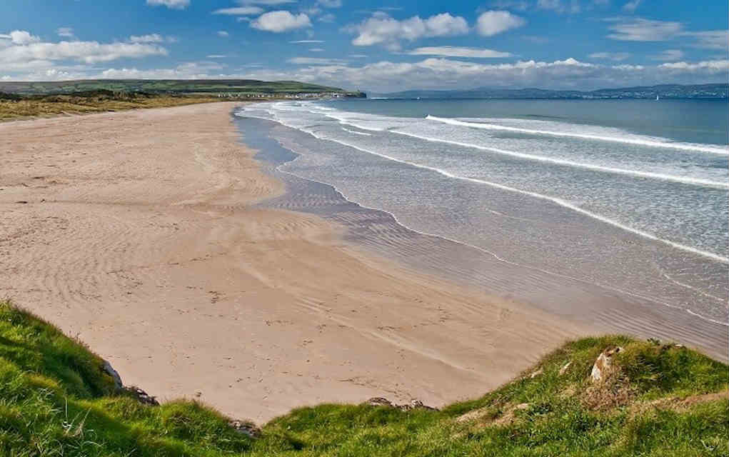 Portstewart for best beaches in UK - Mykidstime