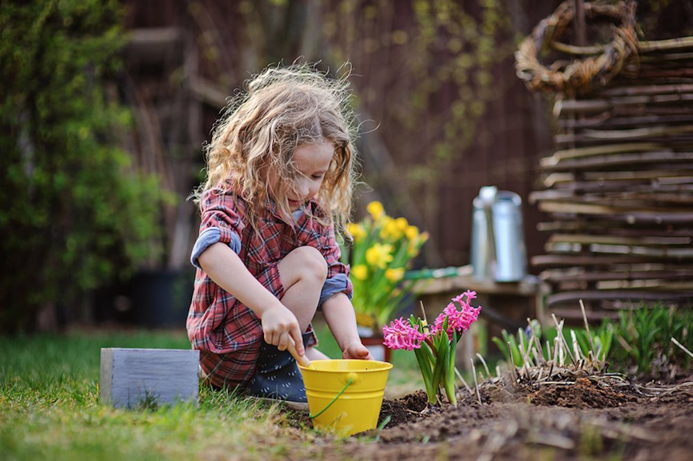 Powerscourt Kids Gardening Class
