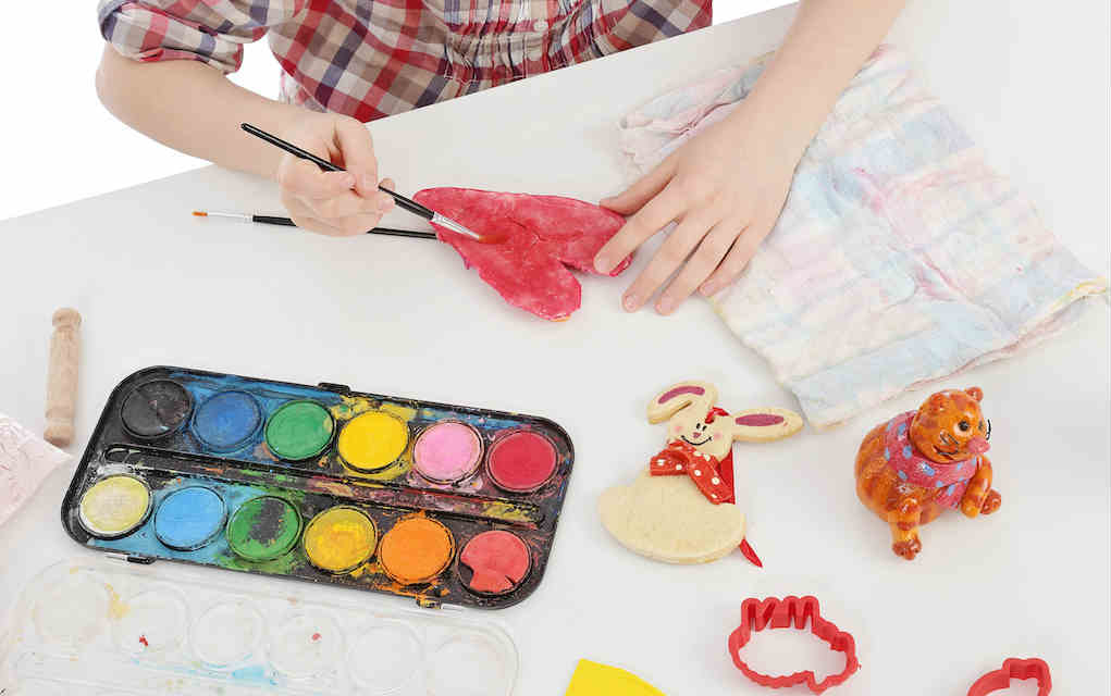 How To Make Salt Dough For Quick Easy And Fun Crafts With Kids