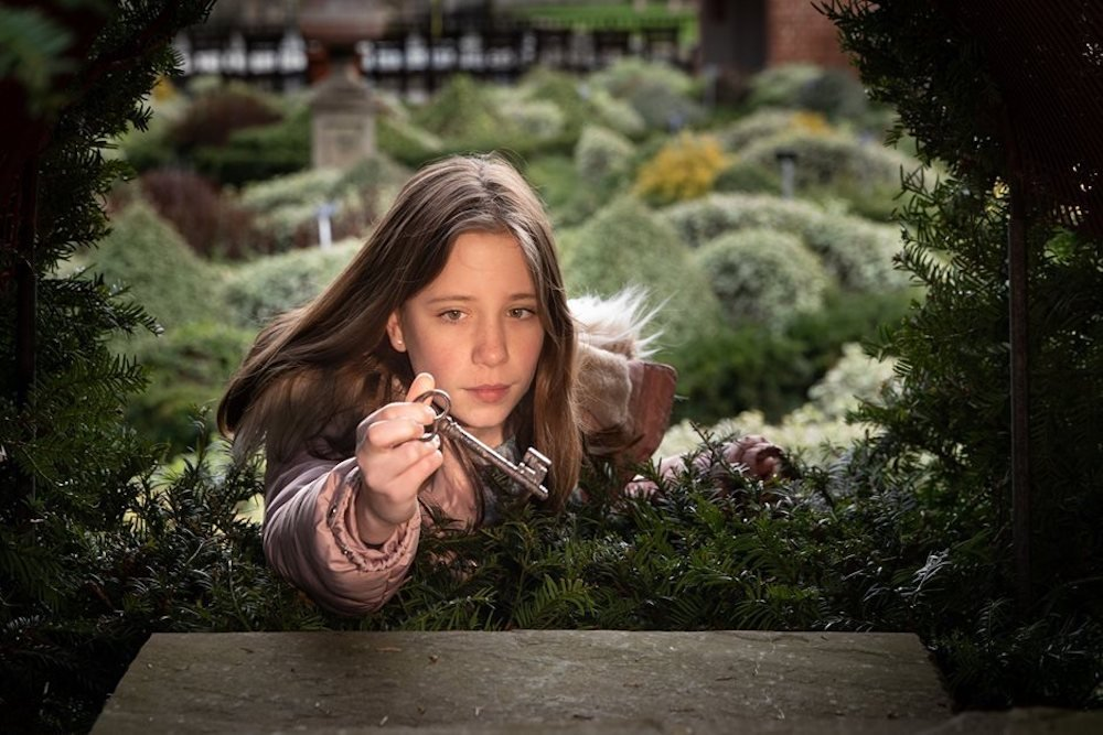 RHS Secret Garden Trails Easter events for kids and families in the UK