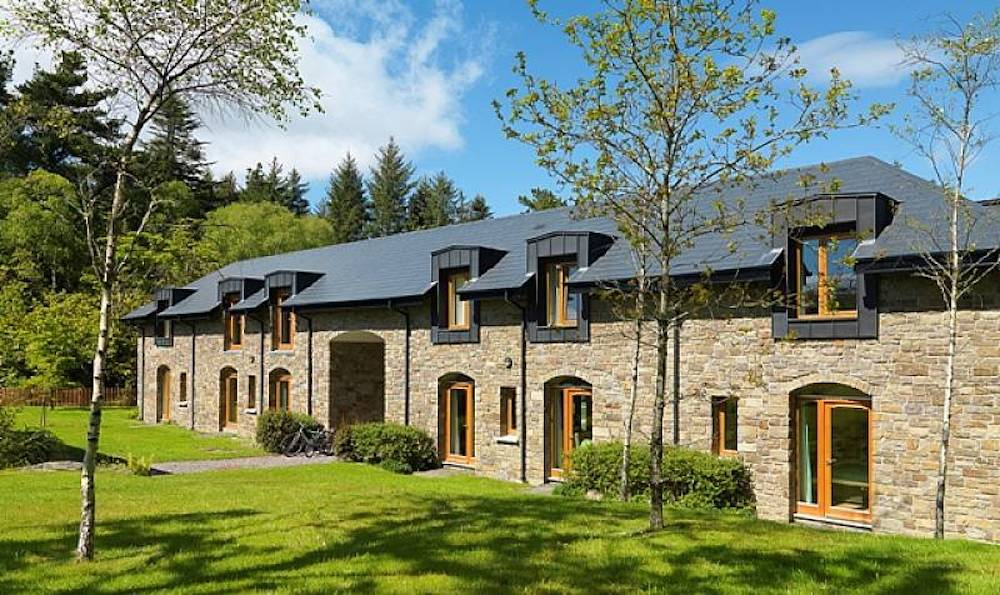 Self Catering at Parknasilla Resort Self Catering options for families at hotels in Ireland