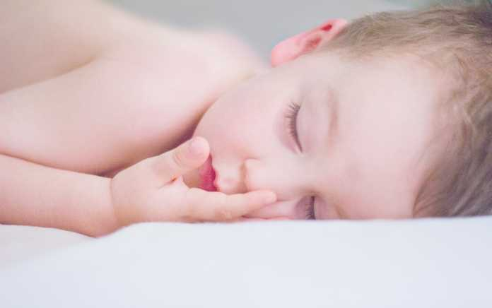 Sleeping baby the importance of a good nights sleep