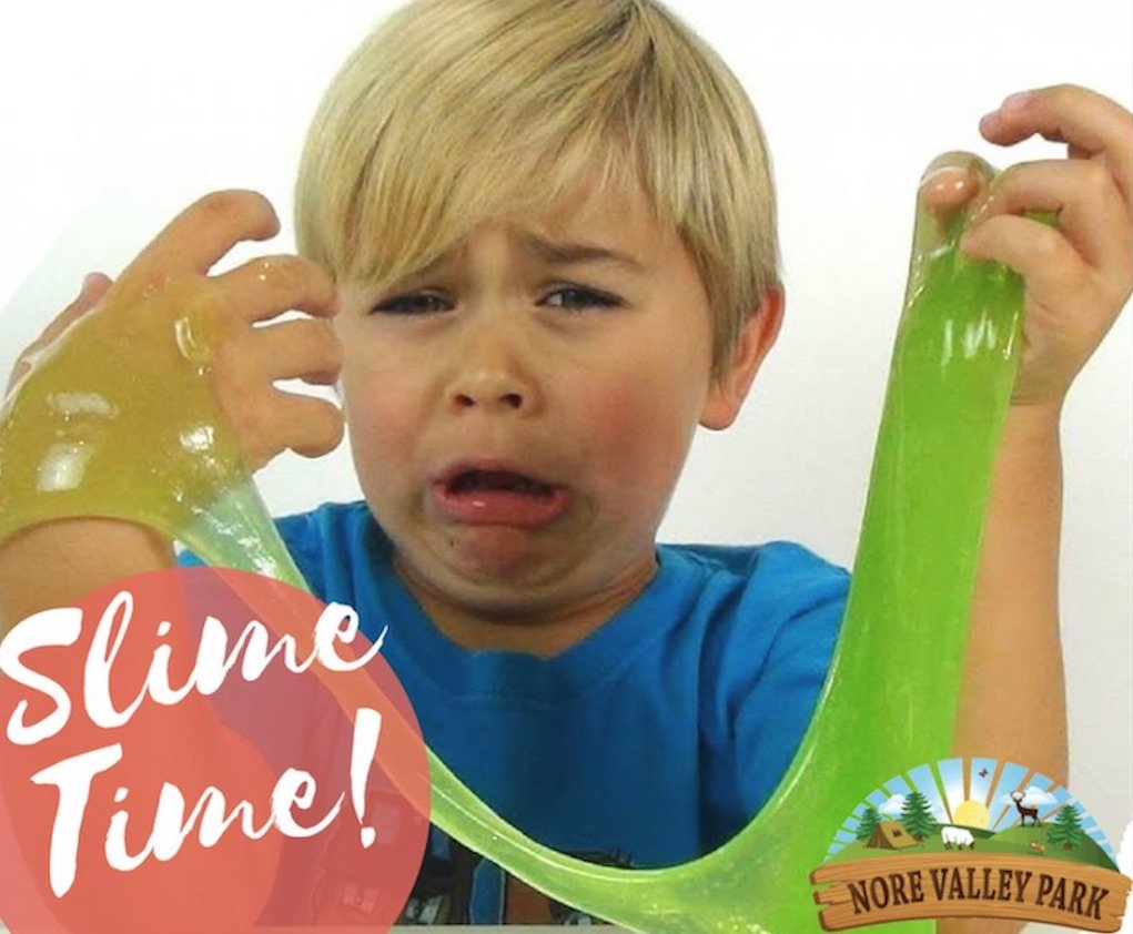 Slime Time Slime Factory at Nore Valley Park