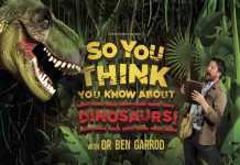 So You Think You Know Dinosaurs lead