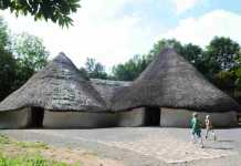 St Fagans for things to do in Cardiff with kids - Mykidstime
