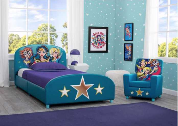 Superhero inspired kids bedroom ideas furniture from bedbathandbeyond