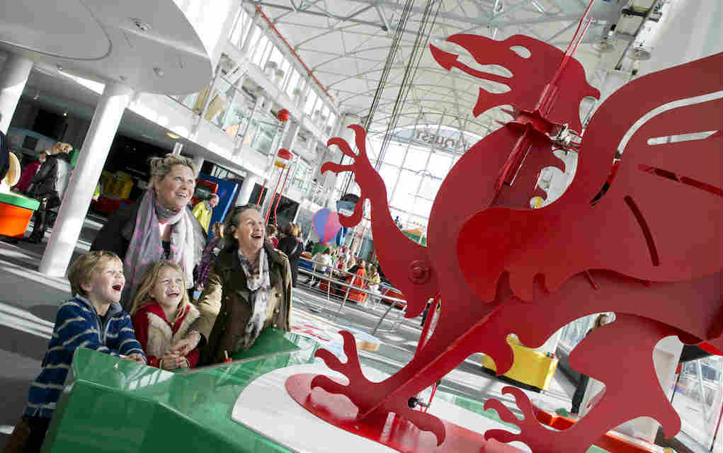 Techniquest for things to do in Cardiff with kids - Mykidstime