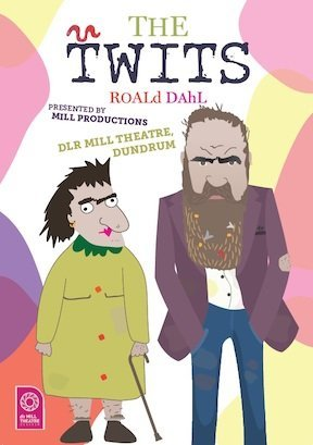 The Twits at dlr Mill Theatre things to do in Ireland this summer
