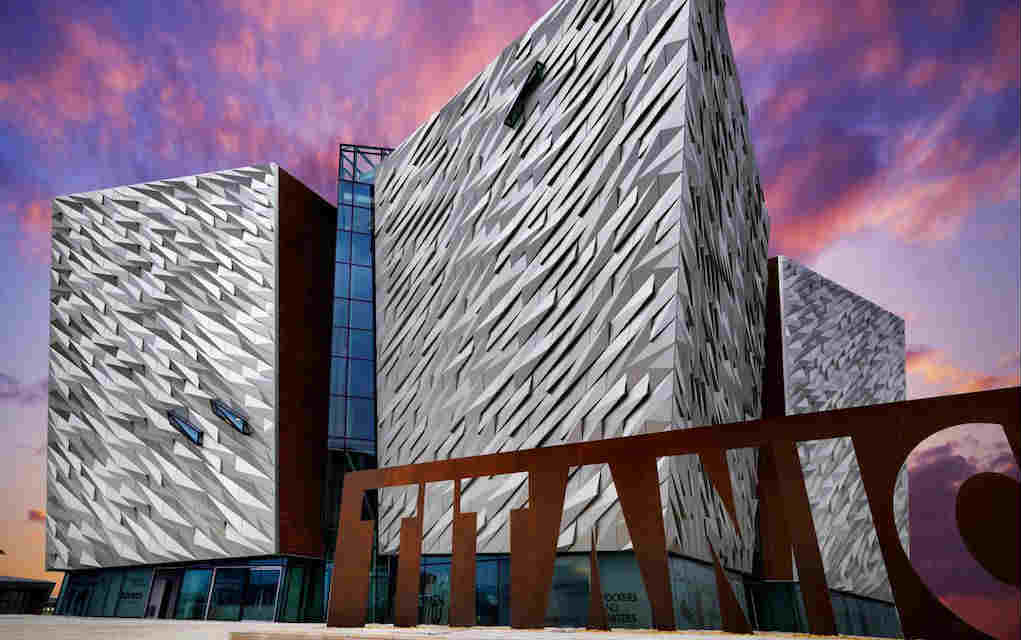 Titanic Belfast for Things to do in Belfast with Kids - Mykidstime