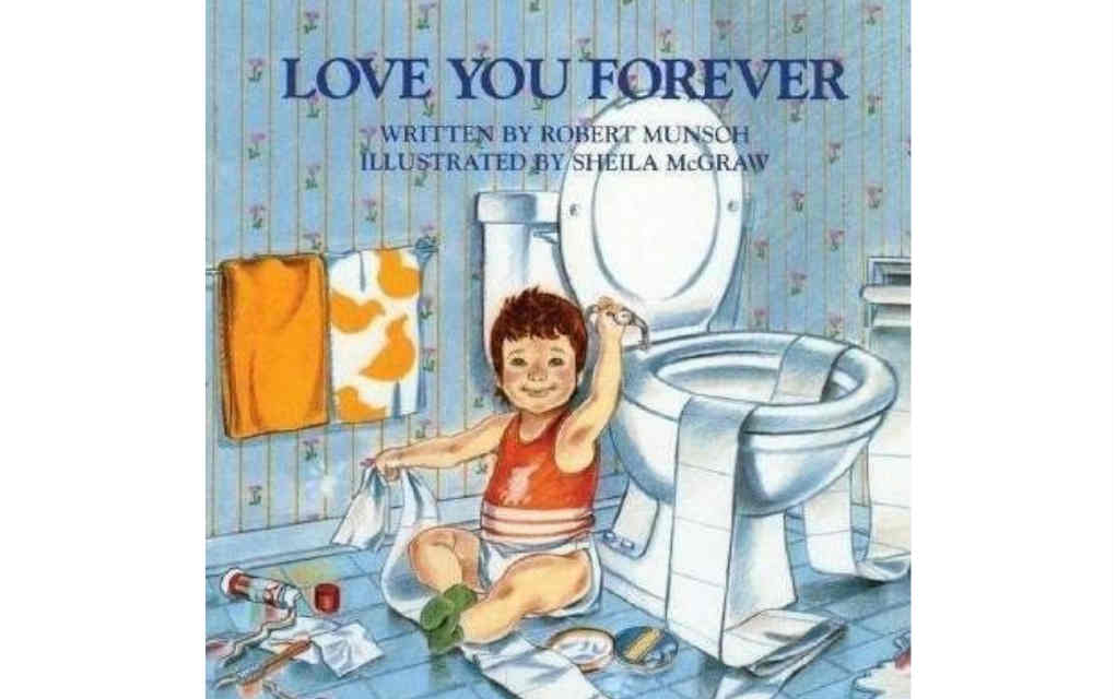 Love You Forever by Robert Mensch for USA Today bestseller list of books