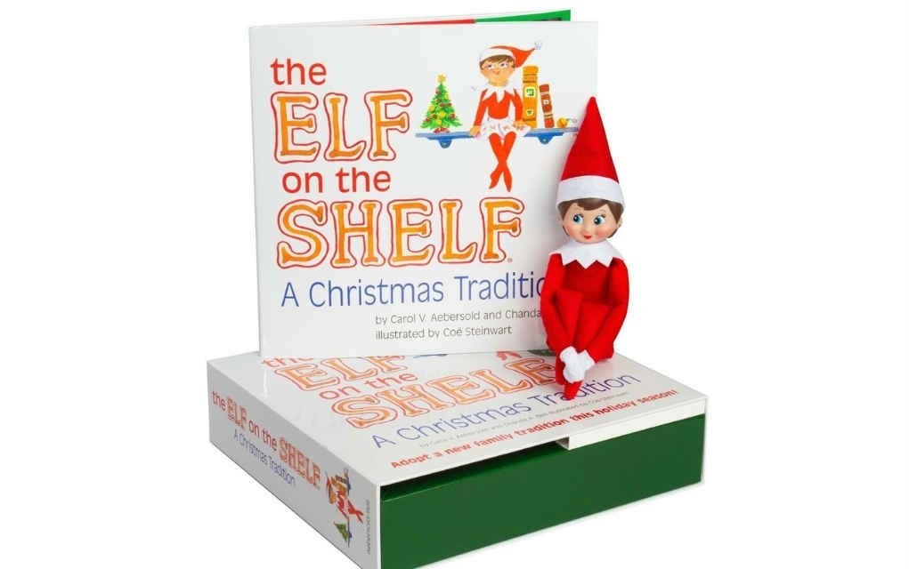Elf on the Shelf A Christmas Tradition for USA Today bestseller list of books