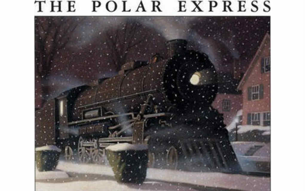 The Polar Express by Chris van Allsburg for USA Today bestseller list of books