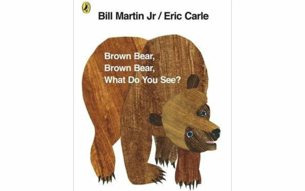 Brown Bear Brown Bear What Did You See for USA Today bestseller list of books