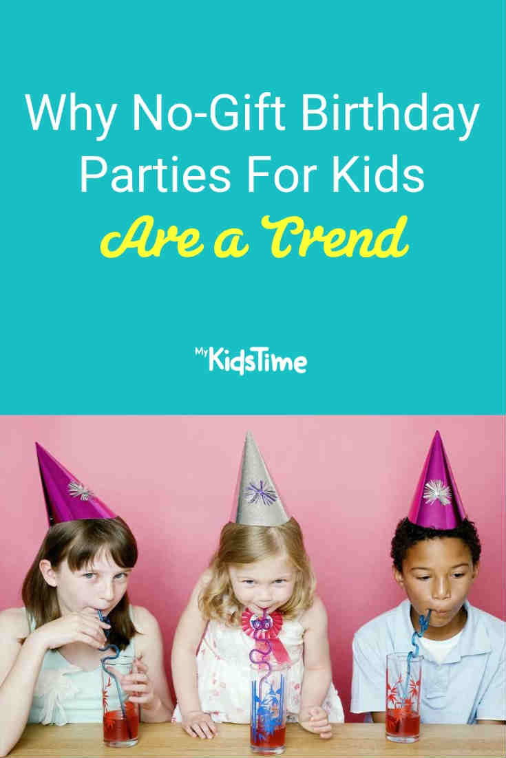 Why No-Gift Birthday Parties for Kids Are a Trend - Mykidstime