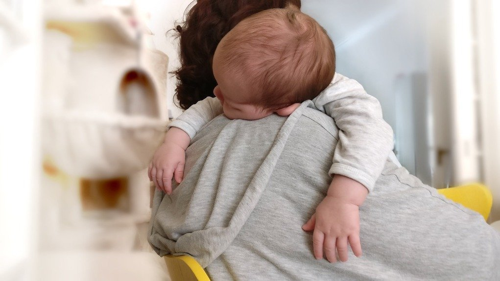 helping child fall asleep the importance of sleep