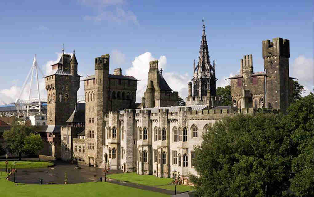 Cardiff Castle for things to do in Cardiff with kids - Mykidstime
