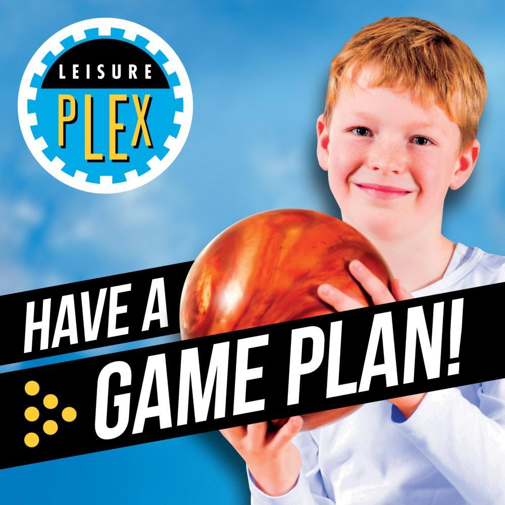 have a game plan Leisureplex family things to do in Ireland at Easter