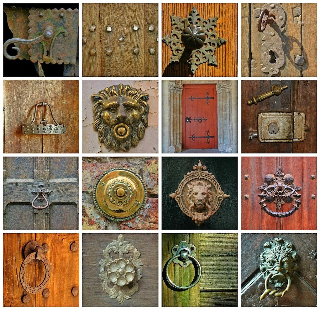 Knobs and knockers give your home a new look for less
