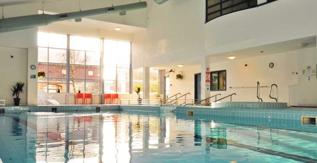 leisure centre at Station House Clifden Self catering options for families at hotels in Ireland