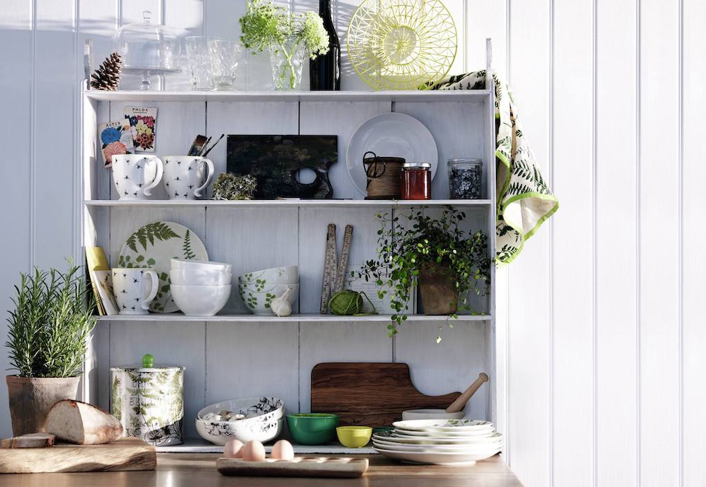 M&S shelves give your home a new look for less