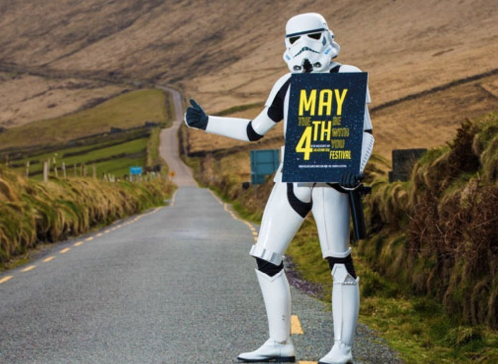 may the 4th be with you wild atlantic way festival