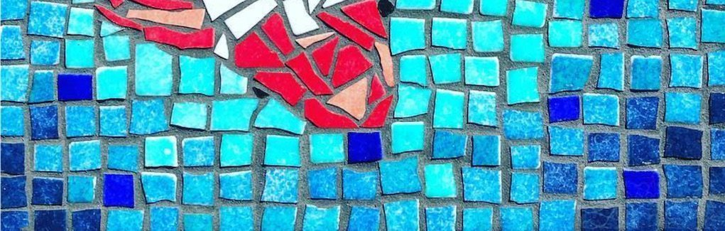 mosaic workshop at glor