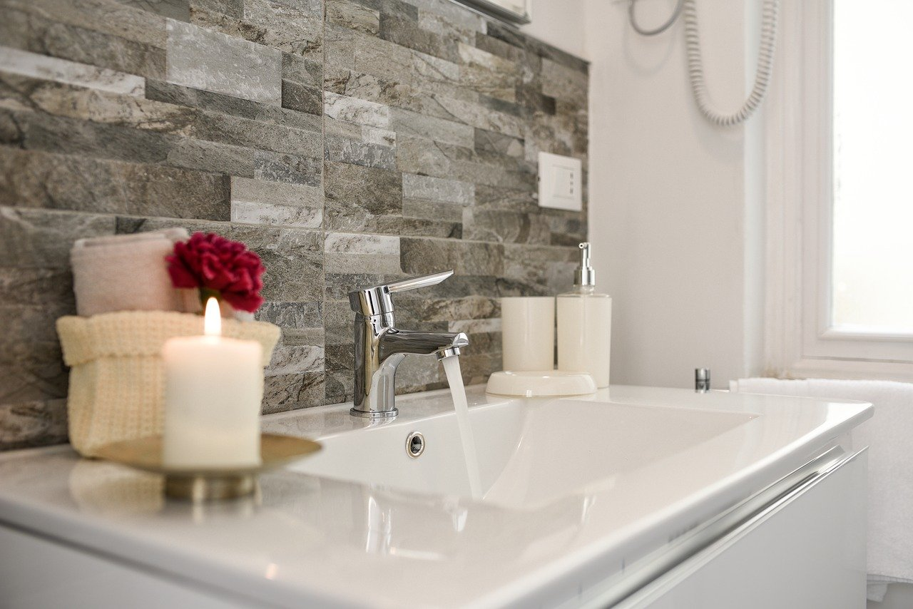 taps and backsplashes give your home a new look for less