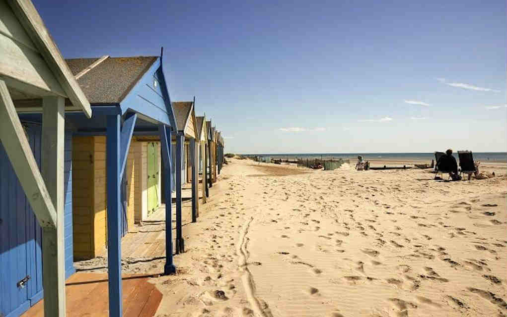 West Wittering for best beaches in UK - Mykidstime