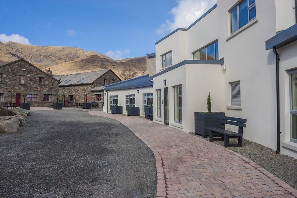 Wild Atlantic Hostel at Delphi ResortSelf catering options for families at hotels in Ireland