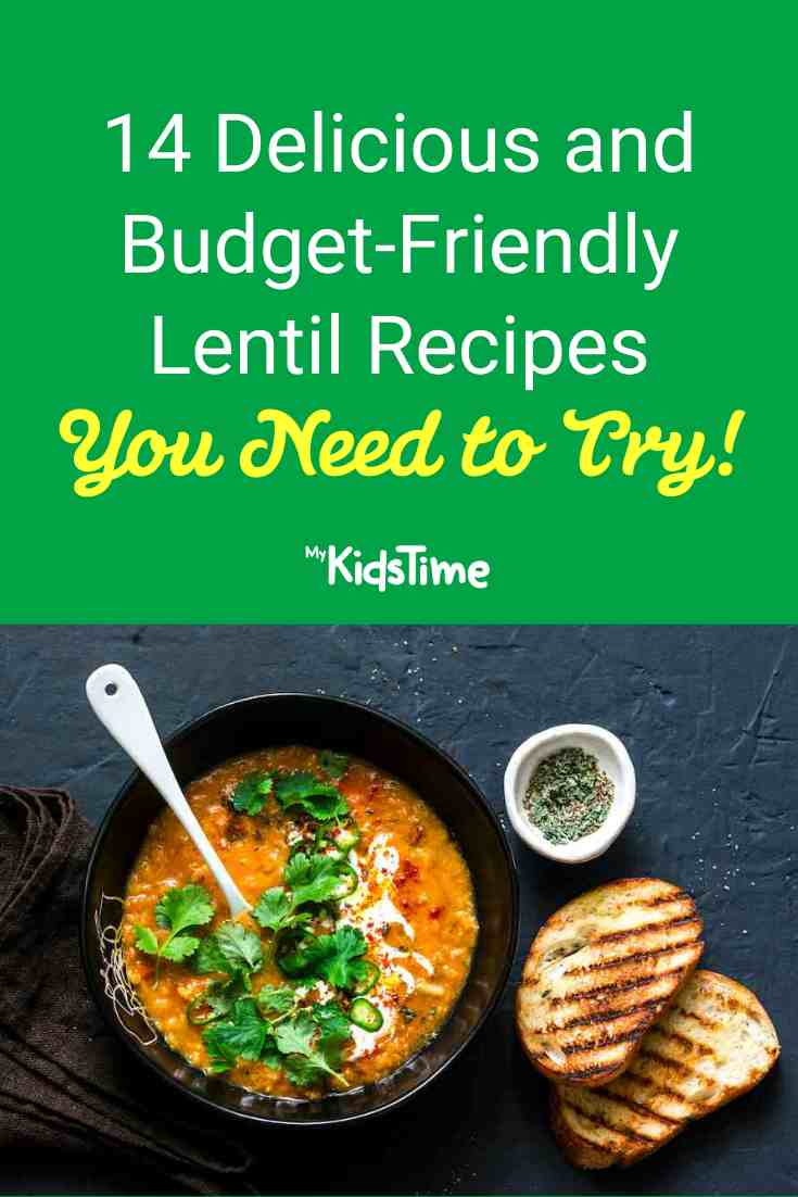 14 Delicious and Budget-Friendly Lentil Recipes You Need to Try - Mykidstime