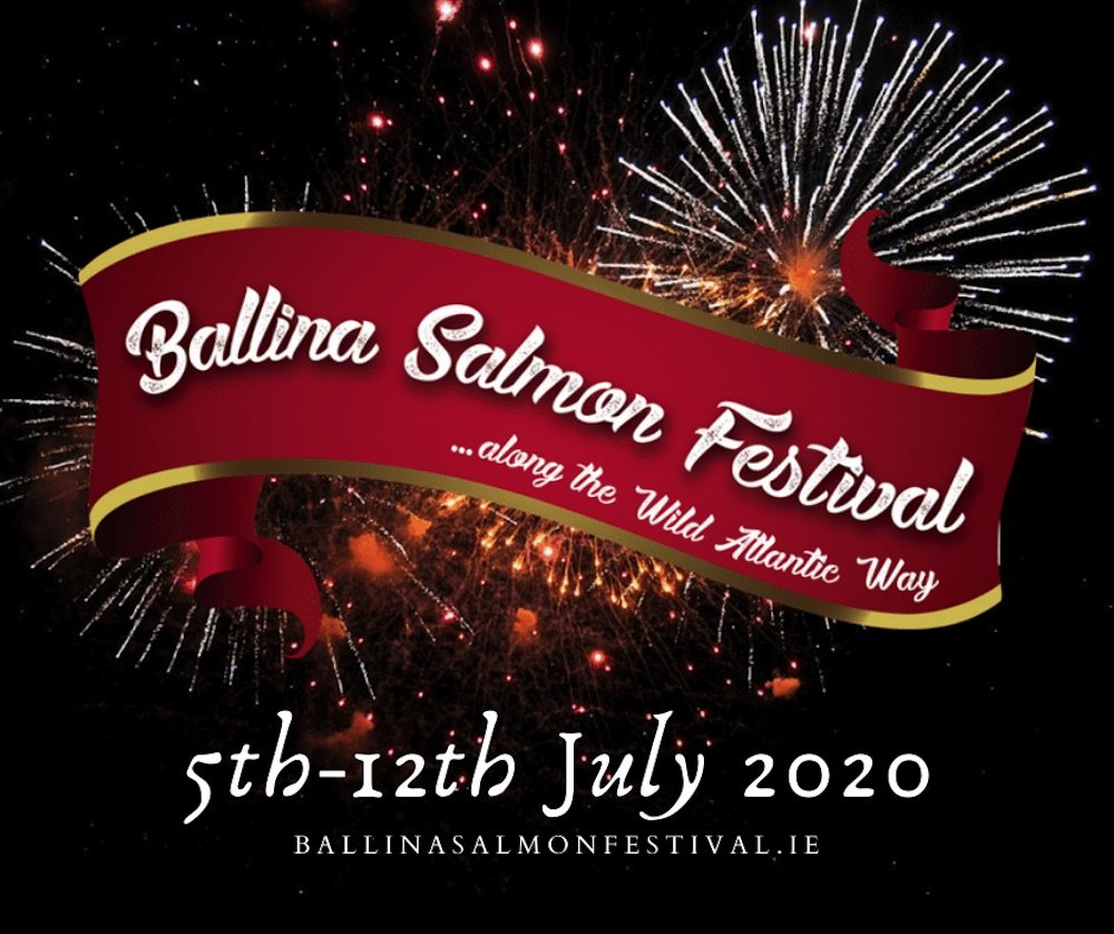 Ballina Salmon Festival 2020 festivals in Ireland for summer 2020