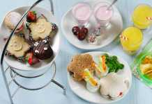 Dobbies kids afternoon tea - Mykidstime