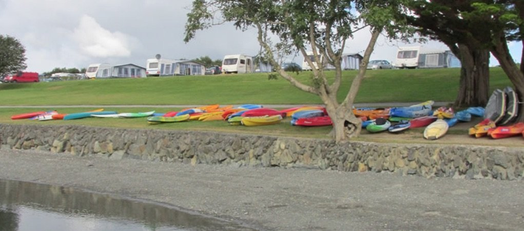 Eagle Point Camping Cork Family friendly campsites in Ireland with activities