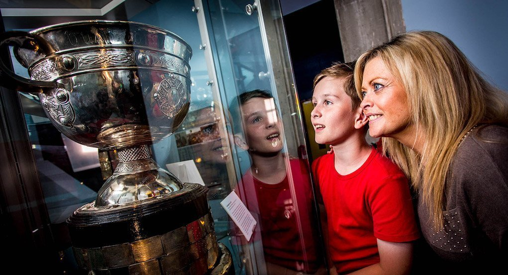 GAA Musuem at Croke Park Whats on