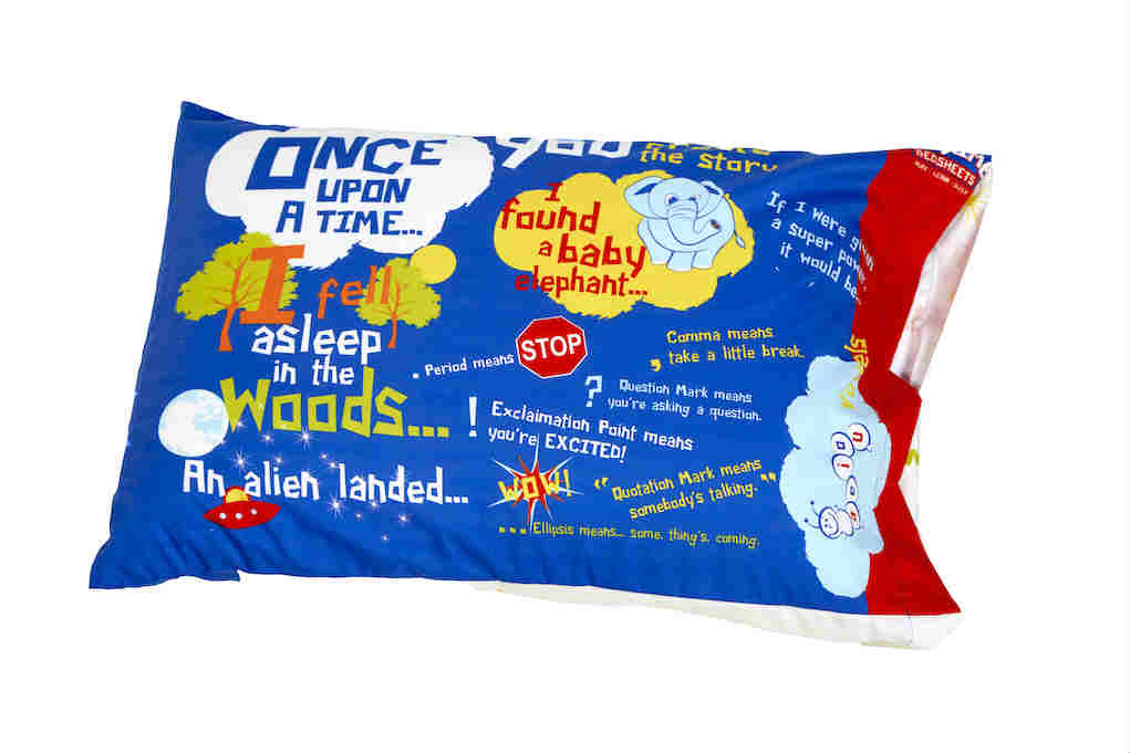 PIllow set for board game bed sheets - Mykidstime