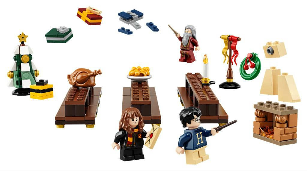 LEGO Harry Potter advent calendar - Mykidstime