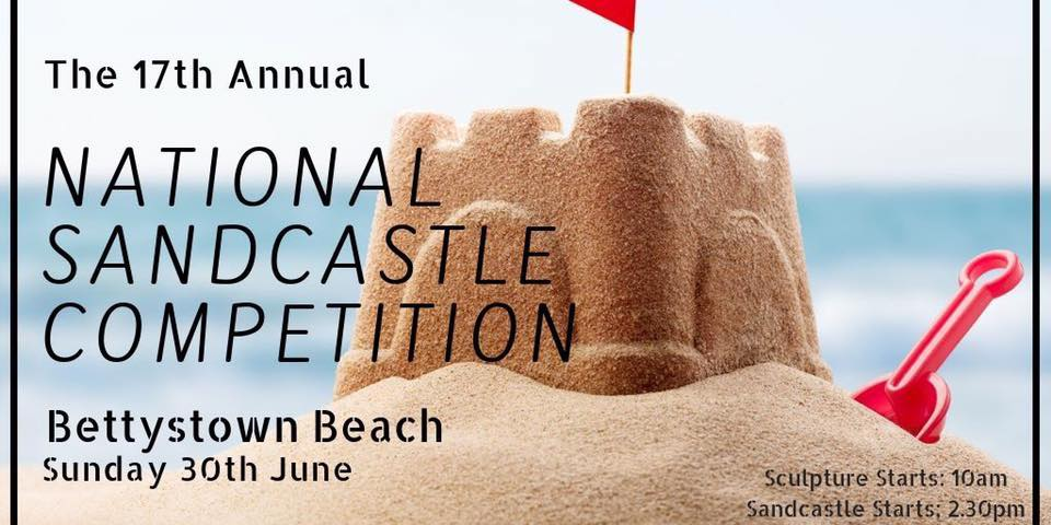 National Sandcastle Competition Bettystown Beach