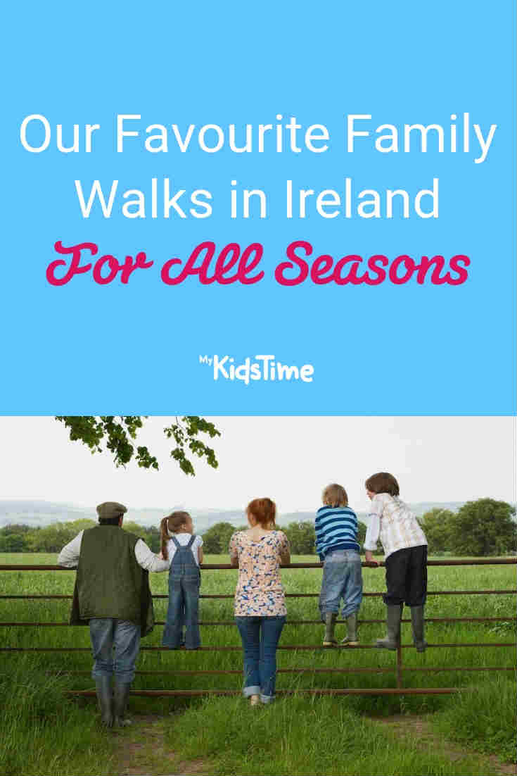 Our Favourite Family Walks in Ireland - Mykidstime