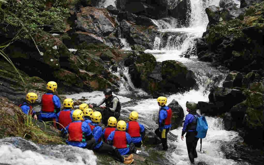 Outward Bound Trust residential summer camps - Mykidstime