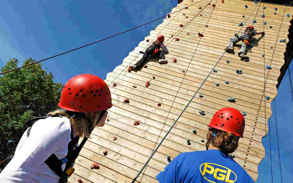 PGL residential summer camps - Mykidstime