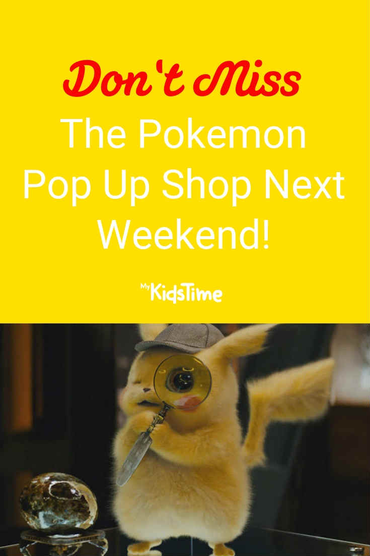 Pokemon Pop Up - Mykidstime